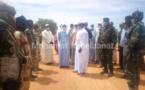 Tchad - Covid-19 : le Gouverneur du Salamat en visite d'inspection des mesures barrières à Am-Timan