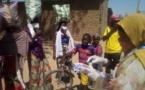 Tchad : des masques distribués gratuitement dans les quartiers de N'Djamena