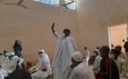 بلتن/ أعضاء اللجنة  المستقلة للانتخابات (CENI) ،يؤدون القسم الدستوري.