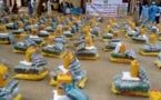 Tchad : à N'Djamena, 1500 kits alimentaires offerts par le biais du Qatar