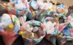Tchad : des kits alimentaires distribués à N'Djamena par le CEDPE
