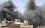 Pakistan : un avion avec une centaine de passagers s'écrase sur des maisons