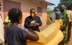 Congo : la générosité du député Brice Dimitri en direction de deux familles à Pointe Noire