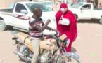 Tchad : à Faya, une distribution de 2000 masques par le MPS
