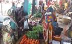 Tchad : à Ati, distribution de masques dans les marchés