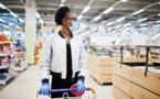 La Covid-19 crée des changements fondamentaux chez les consommateurs africains. © DR