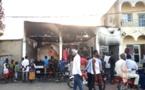 Tchad : un bar-restaurant ravagé par un incendie à N'Djamena