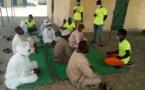 Tchad - Covid-19 : à Massakory, une opération porte-à-porte pour sensibiliser