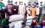 Tchad : le jeune héros Augustin reçoit un grand don du PDG de Djamous et Fils
