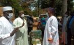Tchad - Covid-19 : une délégation ministérielle fait une escale à Moundou
