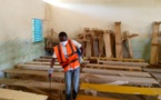 Tchad – Covid 19 : à N'Djamena, deux lycées désinfectés par des jeunes
