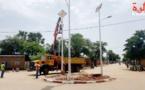 Tchad : à Moundou, un retard sur les travaux de réparation des lampadaires à énergie solaire
