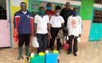 Cameroun/Covid-19: Désinfection des établissements scolaires de Yaoundé VI