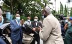 Côte d'Ivoire : décès du Premier ministre, six jours après son retour de Paris