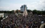 Mali : le président sous pression, face à des milliers de manifestants