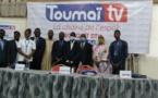 Tchad : La chaine Toumai TV lancée par la Fondation Grand Cœur