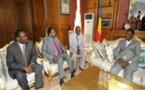 N'Djamena : Le Président de l'Autorité régionale du Darfour reçu à la Présidence