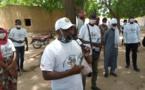 Tchad : à Linia, des jeunes se déploient pour la sensibilisation contre la Covid-19
