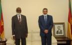 Cameroun : les adieux de l'ambassadeur de Tunisie au ministre des Domaines
