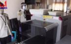 Tchad - Covid-19 : visite guidée à l'aéroport de N'Djamena pour le nouveau dispositif