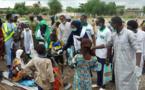 Tchad : à N'Djamena, des vivres distribués à des ménages éprouvés par les inondations