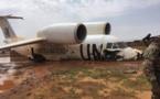 Mali : un avion de la MINUSMA rate son atterrissage à Gao