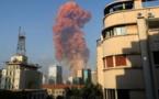 Explosions au Liban : la diplomatie tchadienne exprime sa solidarité