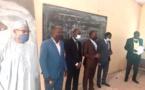Tchad : en visite à l'INJS, le ministre de la Jeunesse s'imprègne des défis à relever