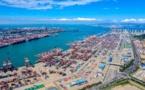 "China to form new development pattern centered on ""internal circulation"""