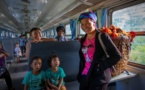 China's slow public service trains contribute to poverty alleviation