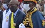 Tchad : le président a décoré mardi son médecin personnel à la Place de la nation