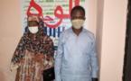 Tchad : visite de la présidente de l'UNAT, Ndjelar Koumadji Mariam, à Alwihda