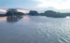 Tchad : d'impressionnantes inondations à Oum Hadjer