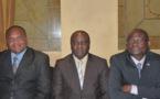 Conférence de presse des Partis politiques et Associations congolaises de France
