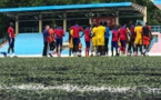 Football : les SAO du Tchad s'inclinent face au Niger (2-0)