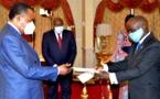 Diplomatie : Les nouveaux ambassadeurs du PNUD et de la Mauritanie accrédités au Congo