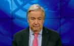 António Guterres appelle à intensifier les efforts de paix pour un cessez-le-feu mondial