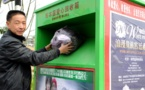Retro fashions: recycling used clothing a trend in China