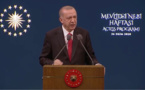 Le président Erdogan appelle les Turcs à boycotter les produits français