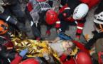 Turquie : une fille de 4 ans sauvée des décombres, 91 heures après le séisme