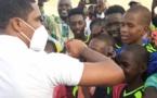 Samuel Eto'o victime d'un accident de voiture