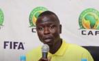 """Match Tchad-Guinée : """"nous essayerons de défendre notre couleur"""", Zagal"""
