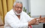L'ancien président du Ghana Jerry Rawlings est mort