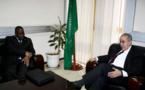 Burundi: Laurent Kavakure, Ministre des Relations Extérieures du Burundi s'entretient avec le Commissaire à la paix et à la sécurité