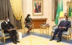 Congo-Namibie : l'Ambassadeur Vilio Hanooshike Hifindaka, a fait ses adieux au Président Denis Sassou N'Guesso