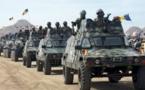 Les forces tchadiennes et nigériennes sur le sol malien