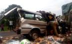 Togo :  Croisade du gouvernement contre les accidents de la route