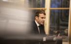 """Emmanuel Macron : """"entre la France et l'Afrique, ce doit être une histoire d'amour"""""""