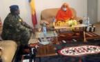 Tchad : le DG de la Gendarmerie nationale en mission de travail au Hadjer-Lamis