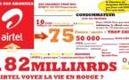 Tchad : Airtel, voyez la vie en Rouge ?
